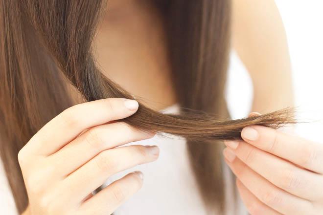 Маска на секущиеся кончики волос в домашних условиях 522