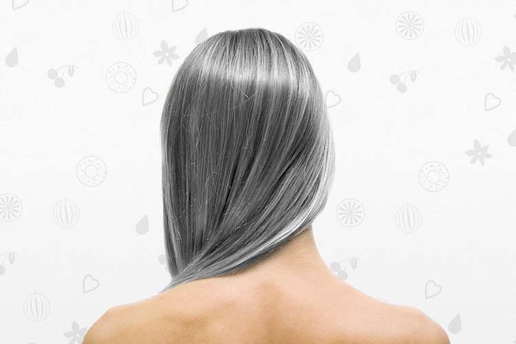 Какие стрижки для седых волос