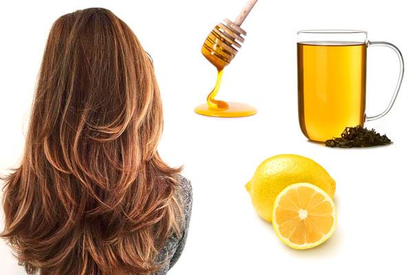Черный чай для укрепления волос