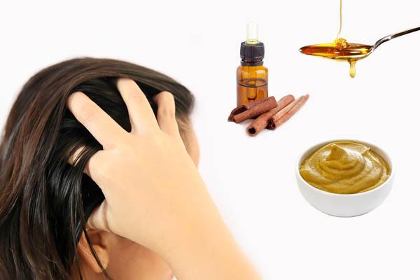 Маска для седых окрашенных волос