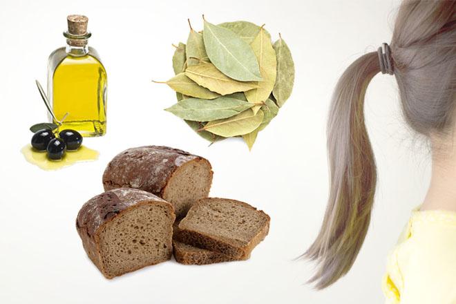 Маска с лавровым листом для роста волос