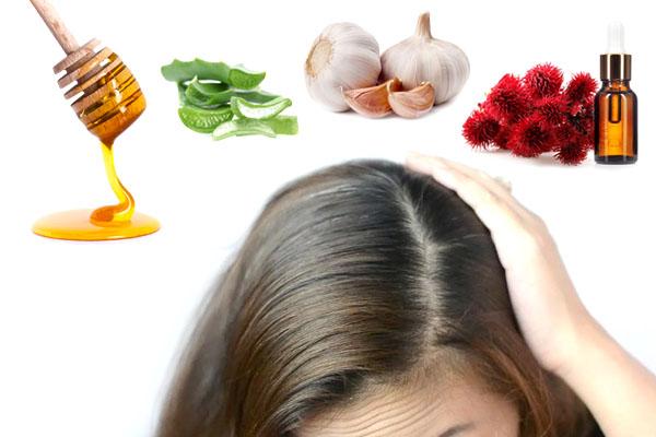 Маска против перхоти для жирных волос