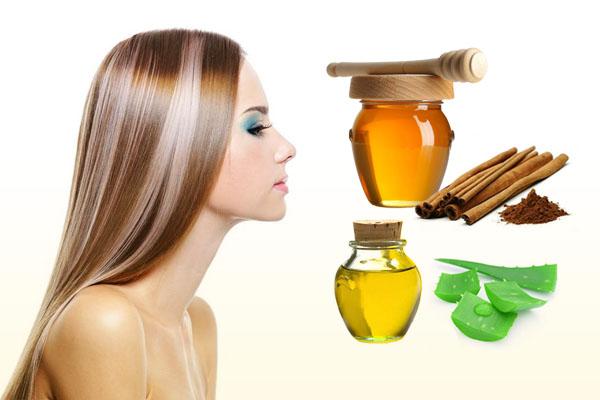 Маска с корицей и мёдом для роста волос