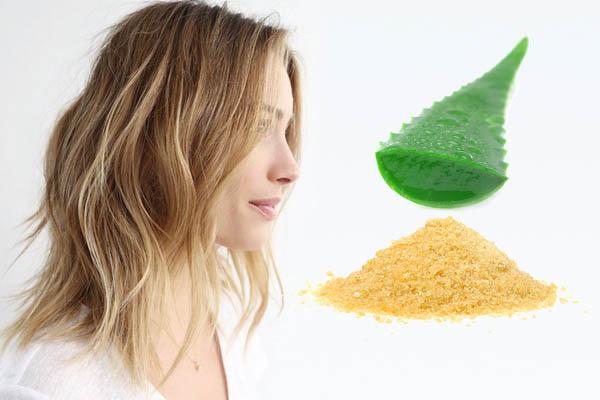 Маска с желатином для тонких и ослабленных волос
