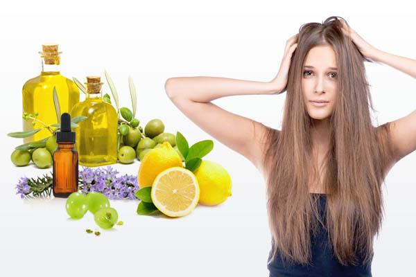 Маска с оливковым маслом от выпадения волос